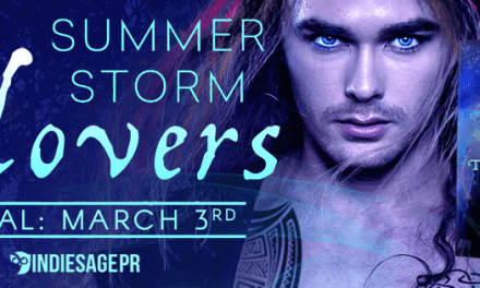 The Lovers by Summer Storm Cover Reveal