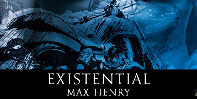 Existential by Max Henry Cover Reveal