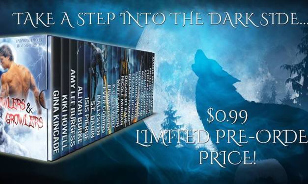 Prowlers & Growlers Boxed Set Sale Blitz