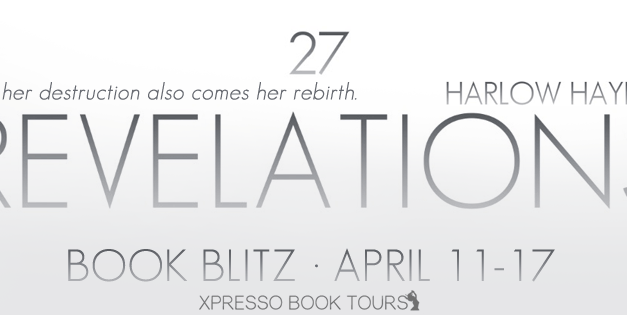 27 Revelations by Harlow Hayes Book Blitz