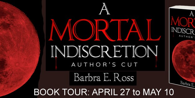 A Mortal Indiscretion by Barbra E. Ross Blog Tour