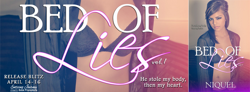 Bed of Lies by Niquel Release Blitz