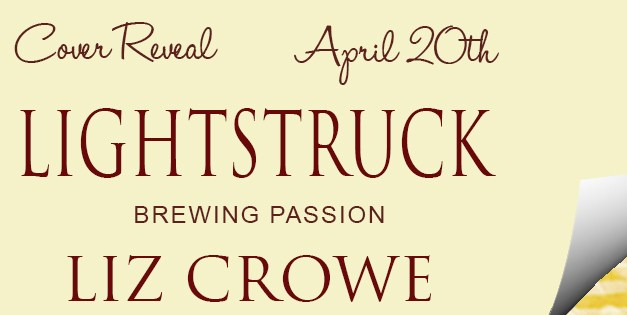 Lightstruck by Liz Crowe Cover Reveal