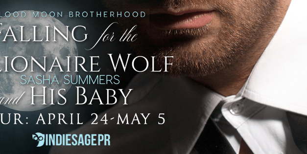 Falling for the Billionaire Wolf and His Baby By Sasha Summers Book Blast