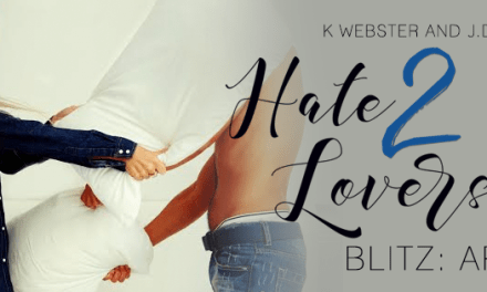 Hate 2 Lovers by K. Webster & J.D. Hollyfield Book Blitz