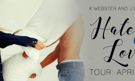Hate 2 Love by K. Webster & J.D. Hollyfield Blog Tour