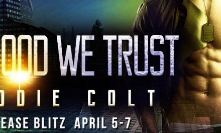 In Blood We Trust by Elodie Colt Release Blitz