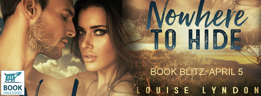 Nowhere To Hide by Louise Lyndon Book Blitz