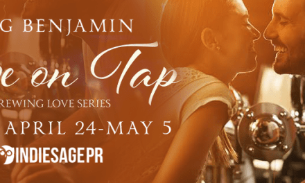 Love On Tap by Meg Benjamin Blog Tour