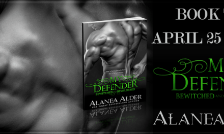 My Defender by Alanea Alder Book Tour