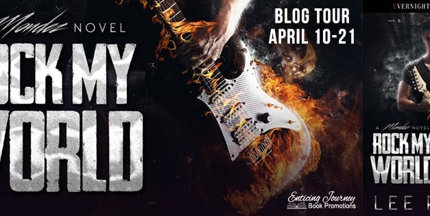 Rock My World by Lee Piper Blog Tour