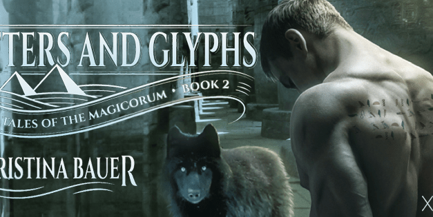 Shifters and Glyphs by Christina Bauer Cover Reveal