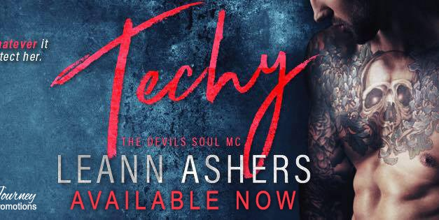 Techy by Leanne Ashers Release Blast