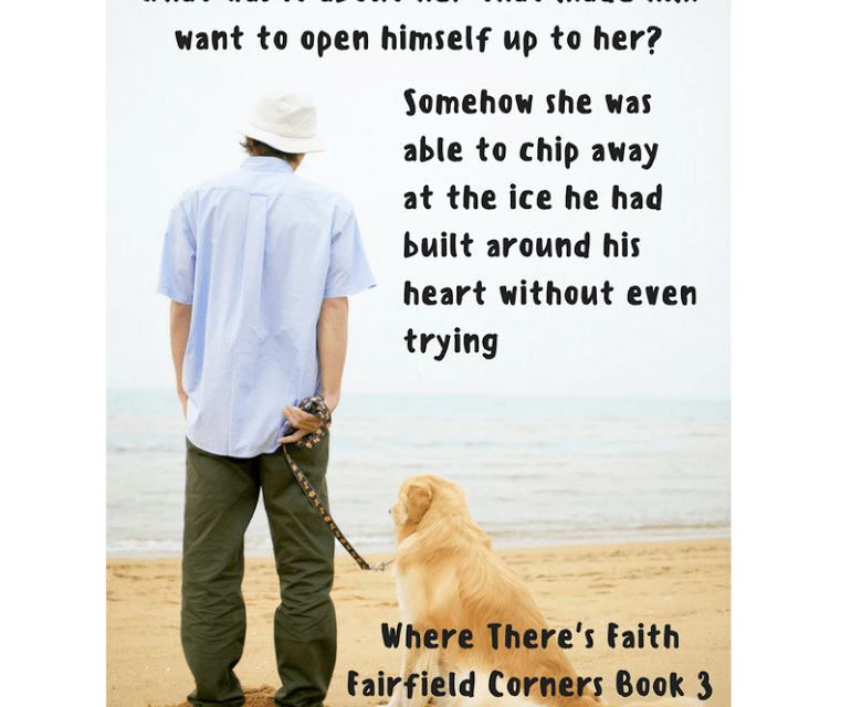 Where There's Faith by L.A. Remenicky Release Blitz