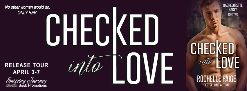 Checked Into Love by Rochelle Paige Release Tour