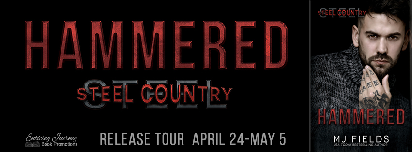 Hammered by M.J. Fields Release Blitz