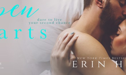 Open Hearts by Erin Hayes Cover Reveal