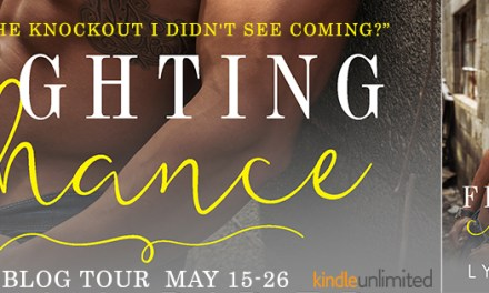 Fighting Chance by Lynn Rider Blog Tour