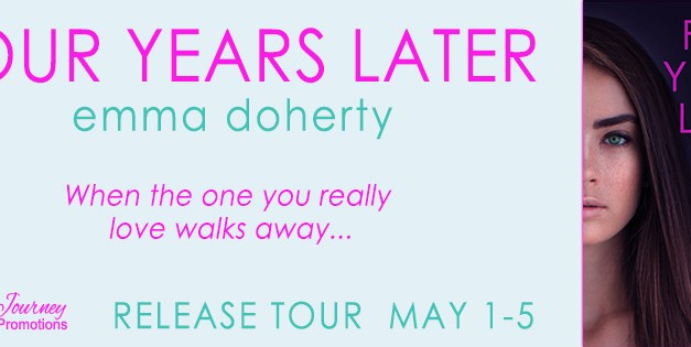 Four Years Later by Emma Doherty Blog Tour