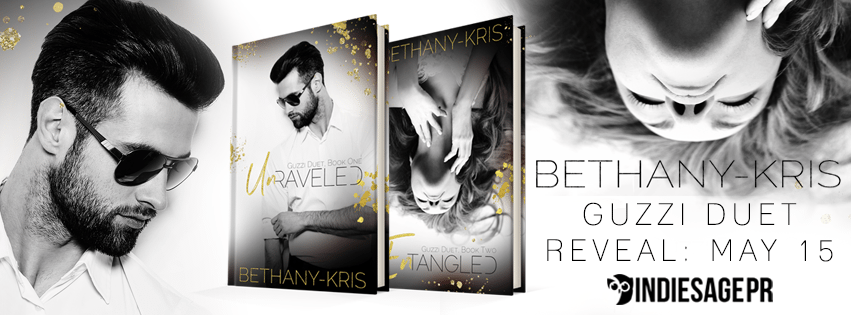 Unraveled: Guzzi Duet by Bethany-Kris Cover Reveal