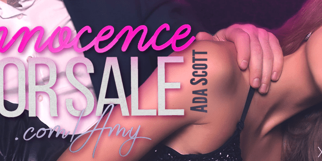 Innocenceforsale.com/Amy by Ada Scott Cover Reveal