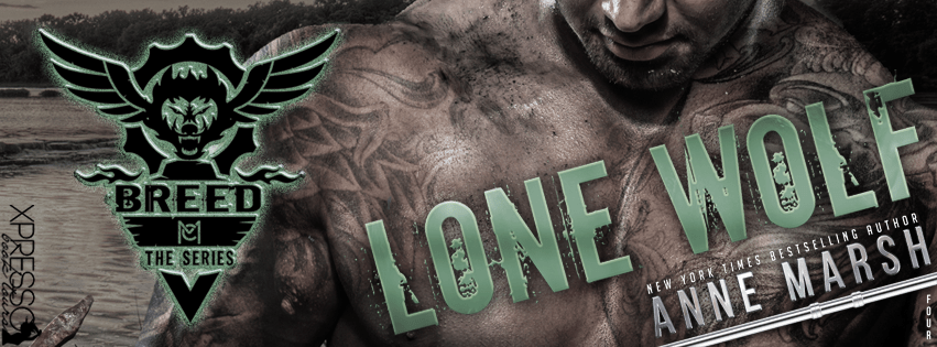 Lone Wolf by Anne Marsh Cover Reveal