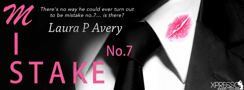 Mistake No. & by Laura Avery Cover Reveal