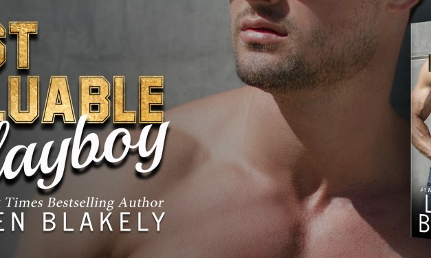 Most Valuable Playboy by Lauren Blakely Cover Reveal