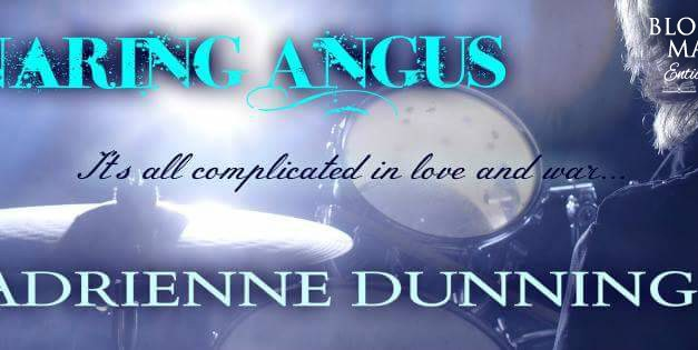 Snaring Angus by Adrienne Dunning Blog Tour