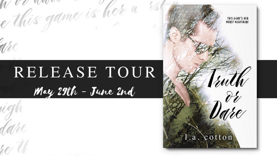 Truth or Dare by L.A. Cotton Release Blitz
