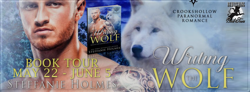 Writing the Wolf by Steffanie Holmes Spotlight