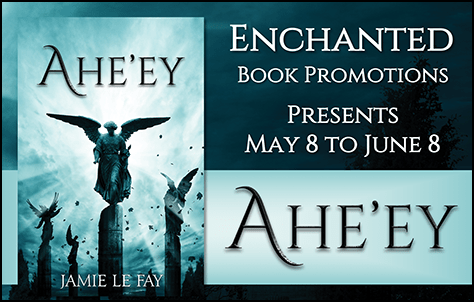 Ahe'ey by Jamie Le Fay Book Tour