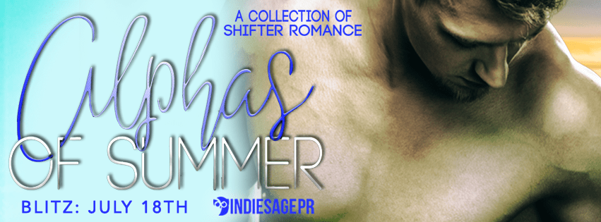 Alphas Of Summer: A Collection of Shifter Romances
