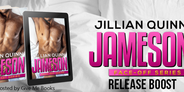 Jameson by Jillian Quinn Release Boost