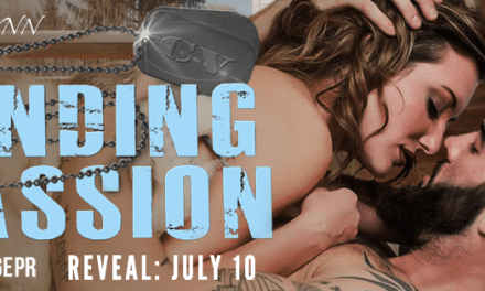 Finding Passion by Tiffani Lynn Cover Reveal