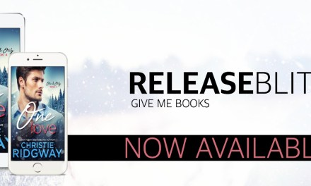 One Love by Christie Ridgeway Release Blitz