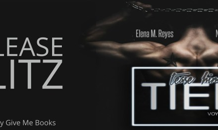 Tied by Elena M. Reyes & N. Isabelle Blanco Release Blitz