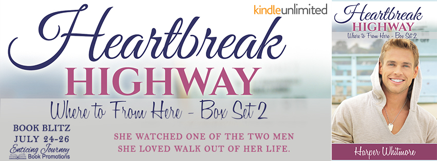 Heartbreak Highway by Harper Whitmore Book Blitz