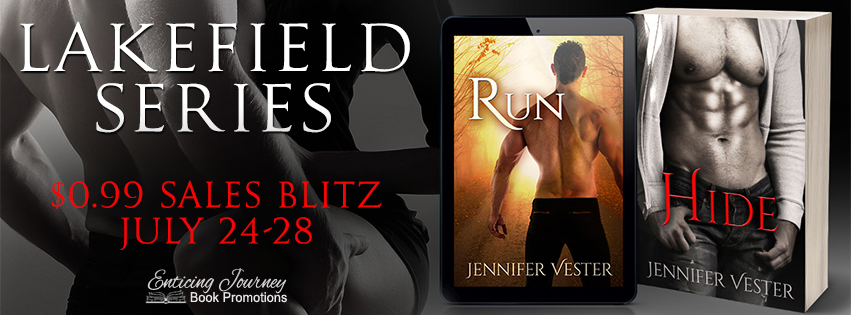 Lakefield Series by Jennifer Vester Sales Blitz