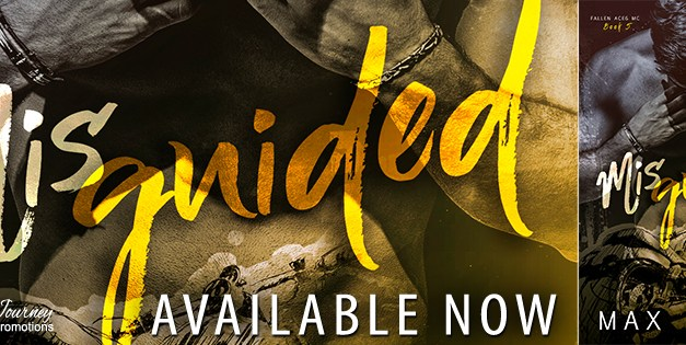 Misguided by Max Henry Release Blitz
