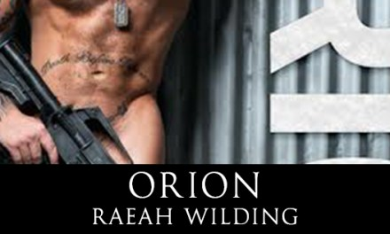 Orion by Raeah Wilding Cover Reveal