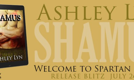 Shamus by Ashley Lyn Release Blitz