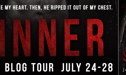 Sinner by Jackie Wang Blog Tour