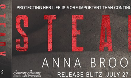 Steady by Anna Brooks Release Blitz