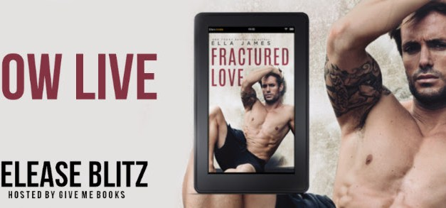 Fractured Love by Ella James Release Blitz