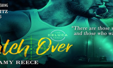 Watch Over by Amy Reece Release Blitz