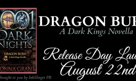 Dragon Burn by Donna Grant Release Day Launch