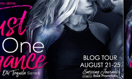 Just One Chance by C.A. Harms Blog Tour