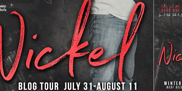 Nickel by Winter Travers Blog Tour