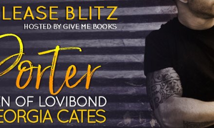 Porter by Georgia Cates Release Blitz